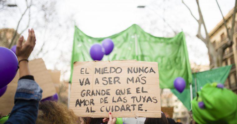 Huelga General – 8 de marzo 2019